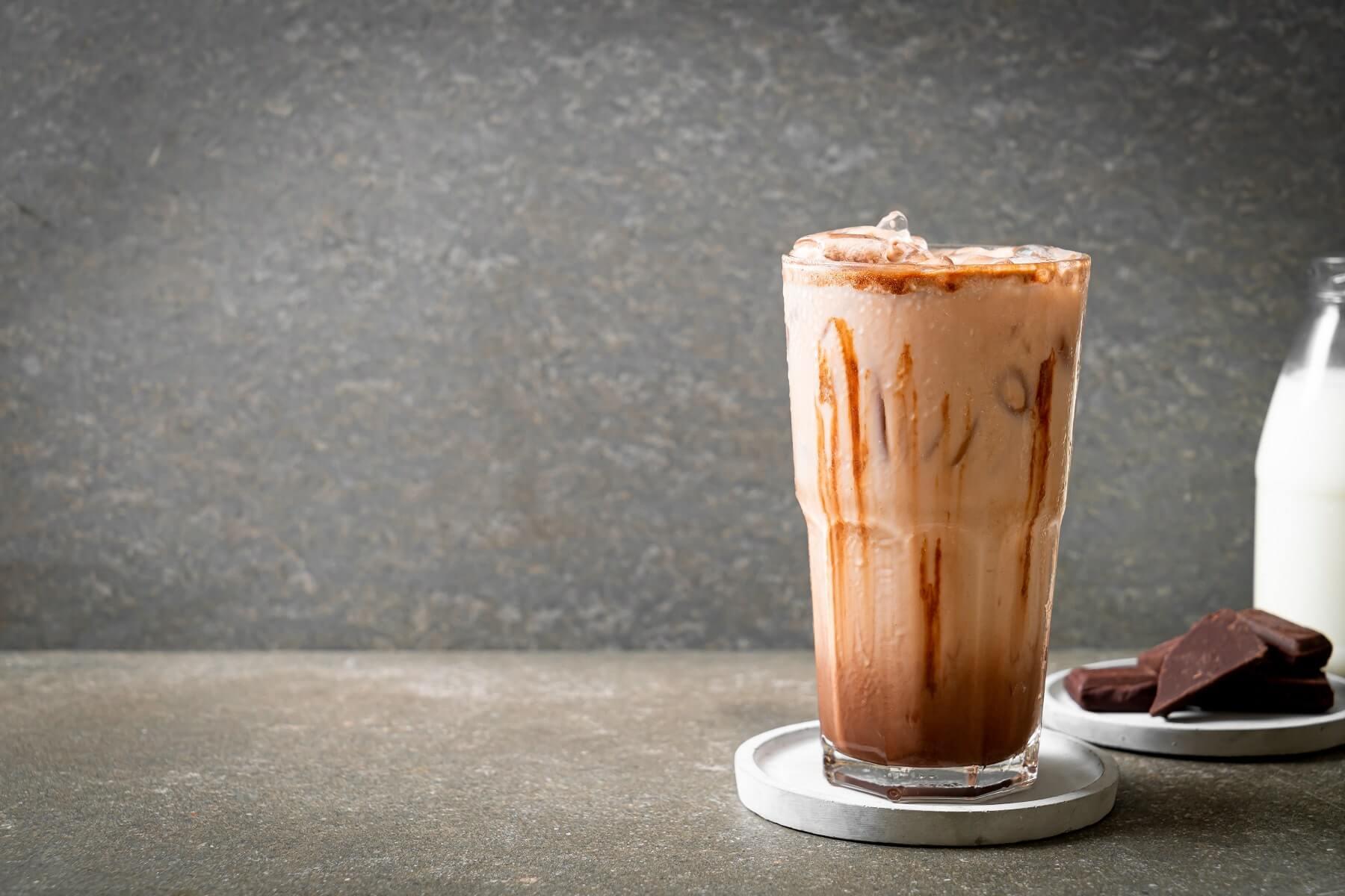 chocolate cold coffee