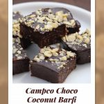 Campco Choco – Coconut Barfi