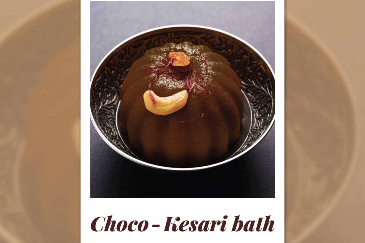 campco choco kesari bath